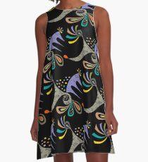 Flair A-Line Dress