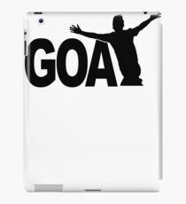 Vinilo o funda para iPad Camiseta de aficionados al fútbol GOAT Messi  Barcelona España Italia Inglaterra 3a82a96b44d