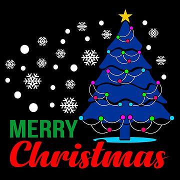 Merry Christmas by SixtieShirts