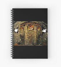 Descryptica Spiral Notebook