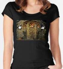 Descryptica Women's Fitted Scoop T-Shirt