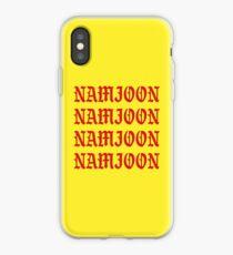 NAMJOON iPhone Case