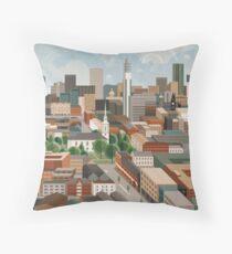 St Paul's & The City Floor Pillow