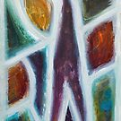 Abstract Painting by Maria Meester