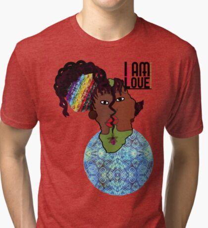Zen - I Am Voice Tri-blend T-Shirt