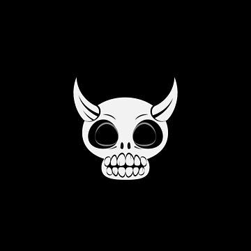 Devil's Skull by Mermaid-Margo