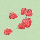 Sweet Strawberry von Sarah  Deters