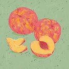 Sweet Peach von Sarah  Deters