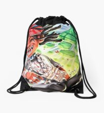 A Love Letter to You 3 Drawstring Bag