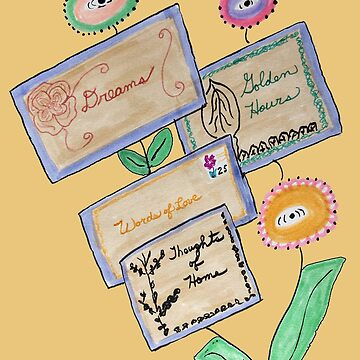 Letters of Encouragement by twinkletoes21