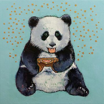 Panda Gamer by michaelcreese