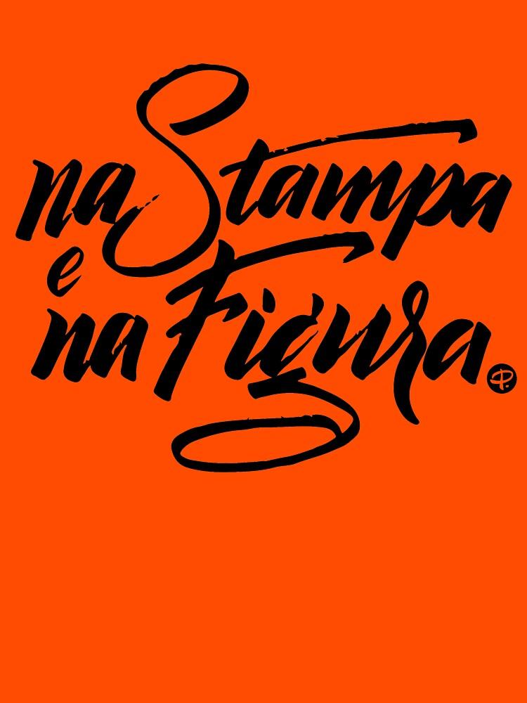 Na stampa e na figura - #siculigrafia by premedito