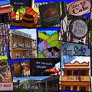 Willunga High Street  by bombamermaid