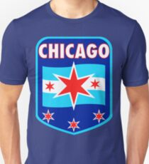 Rep Your City: Chicago Unisex T-Shirt