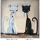 Dirk Strangely's ALLEY CAT'S by Dirk Strangely