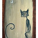 Dirk Strangely's CAT NOIRE by Dirk Strangely