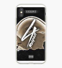 4 Respect iPhone Case