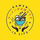 I Love Ramen by rfad
