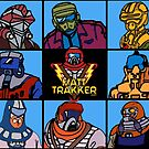M.A.S.K. MASK Bunch by mtrakker