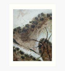 Landscape Interpretation Art Print
