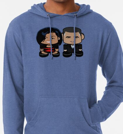 O'bamabots: Greater Together POLITICO'BOT Toy Robots Lightweight Hoodie