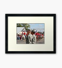 Freedom....Isn't Free! Framed Print