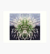 Grasses 360 II Art Print
