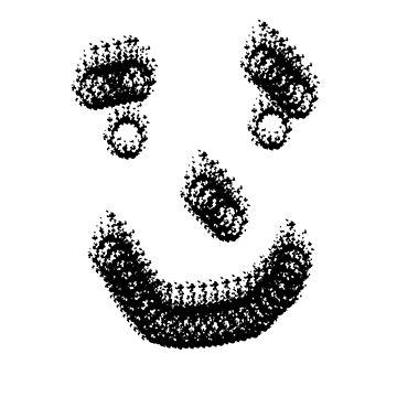 Clown face by Atos93