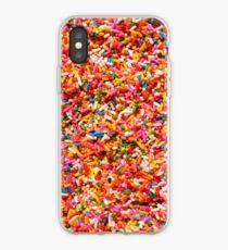 Bunte streusel iPhone-Hülle & Cover