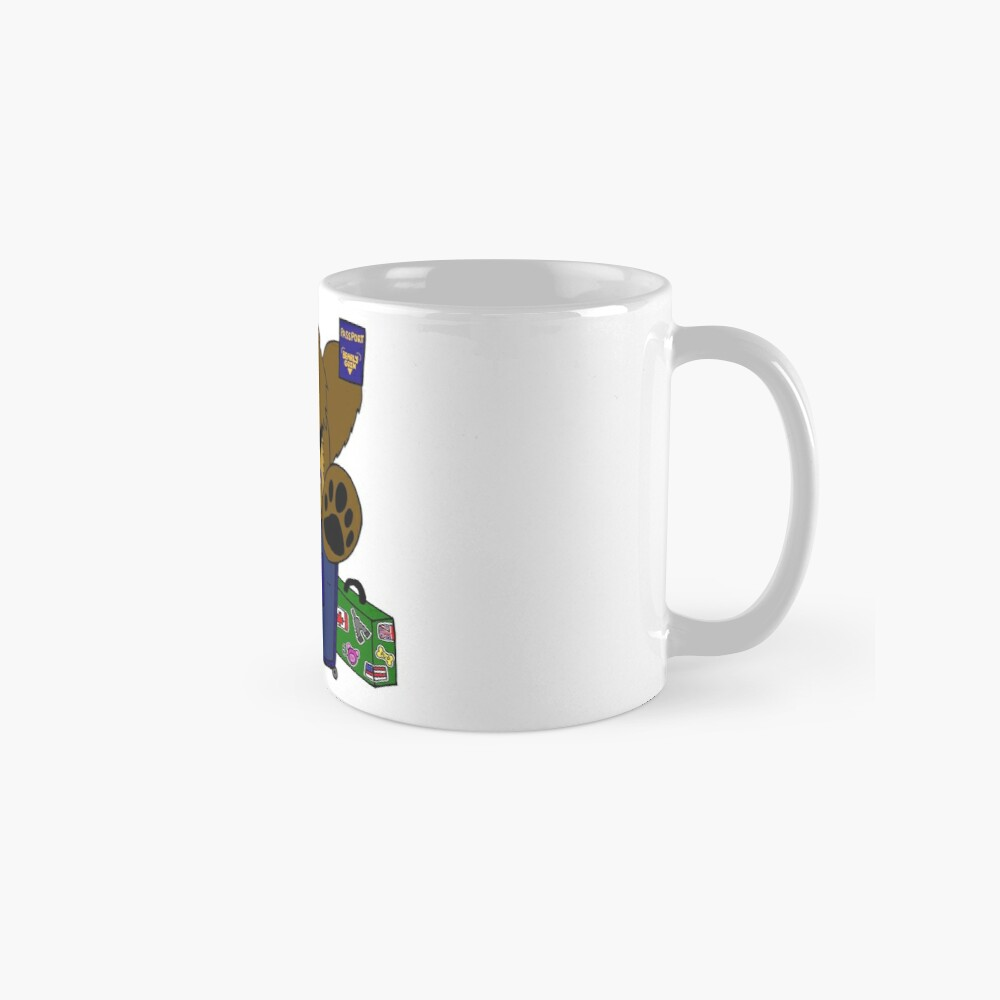 Travel Bear Mugs