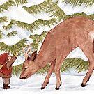 Deer by Embla Granqvist