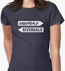 GreenRiver Women's Fitted T-Shirt