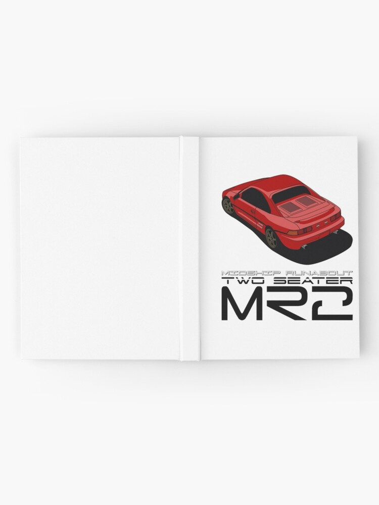 Alternate view of MR2 SW20 Hardcover Journal