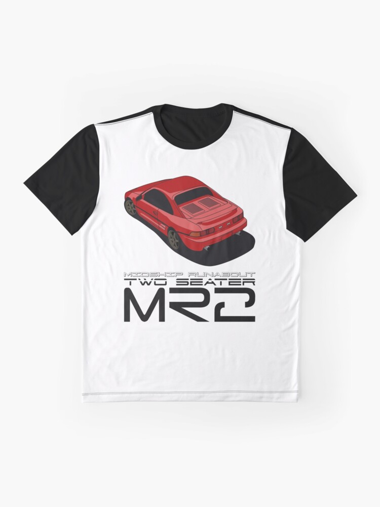 Alternate view of MR2 SW20 Graphic T-Shirt