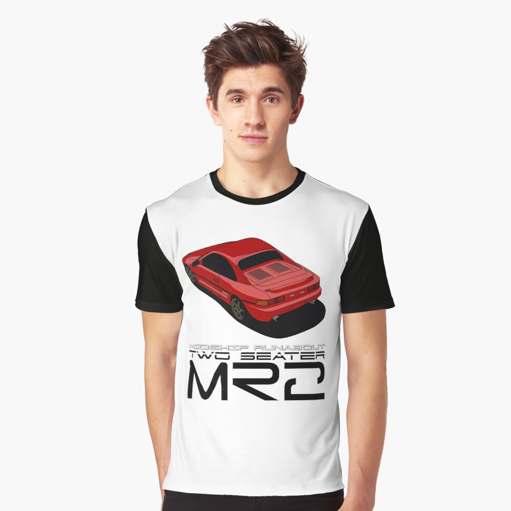 MR2 SW20 Graphic T-Shirt