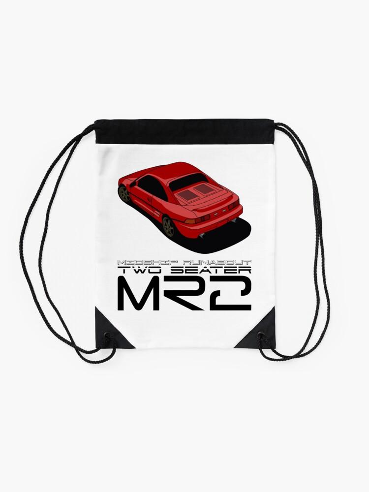 Alternate view of MR2 SW20 Drawstring Bag