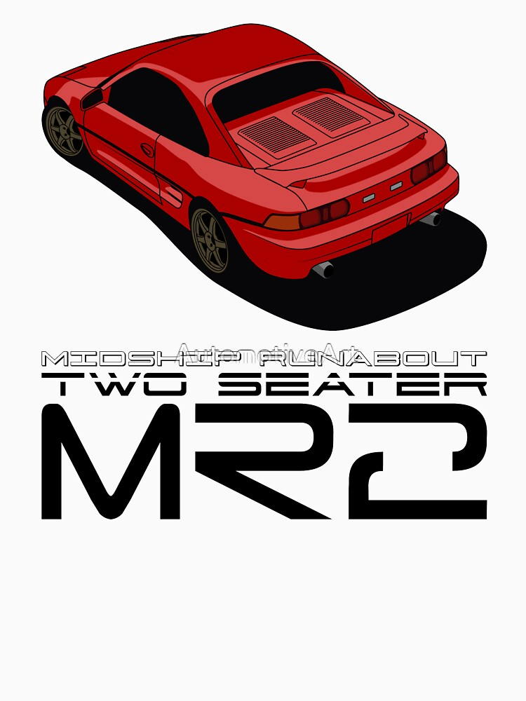 MR2 SW20 by AutomotiveArt