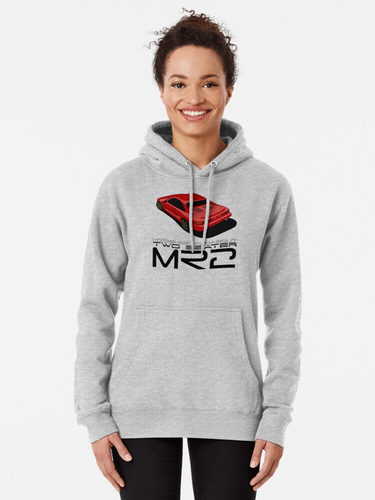 Alternate view of MR2 SW20 Pullover Hoodie