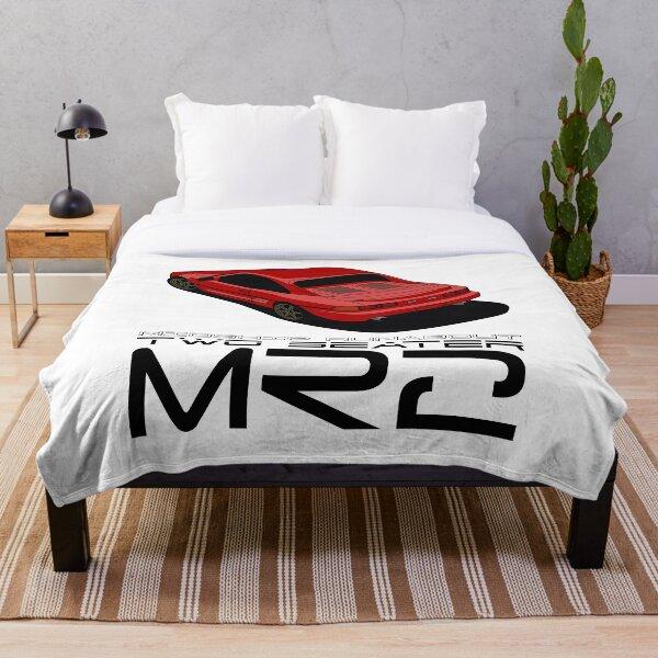 MR2 SW20 Throw Blanket
