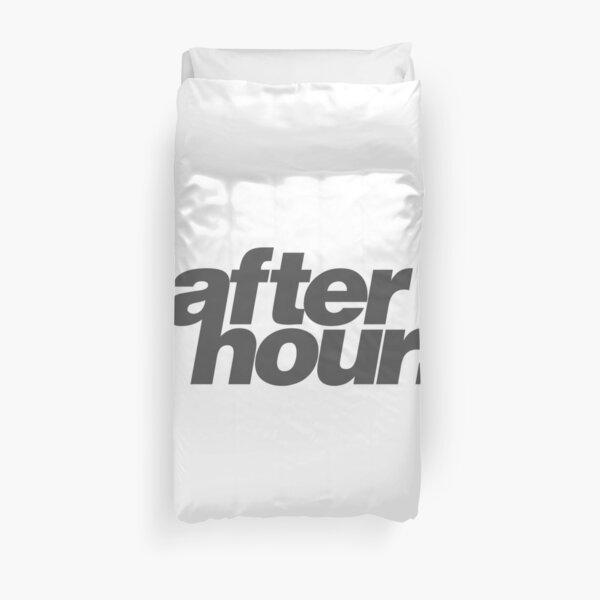 afterhour #1 Bettbezug