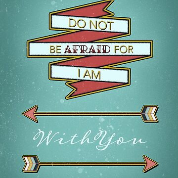 Fear Not | Part 1 by vanderdys