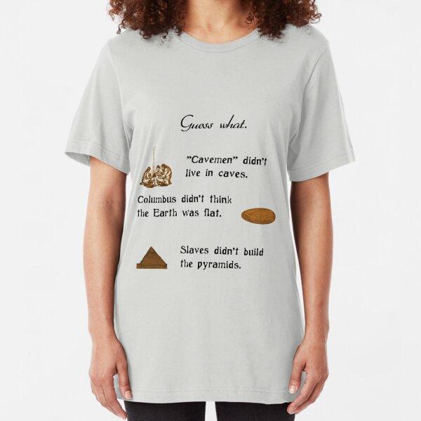 False history Slim Fit T-Shirt
