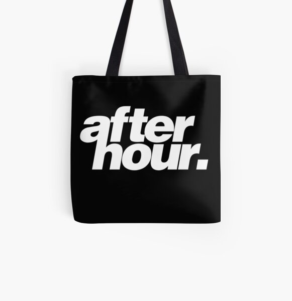 afterhour #2 Allover-Print Tote Bag