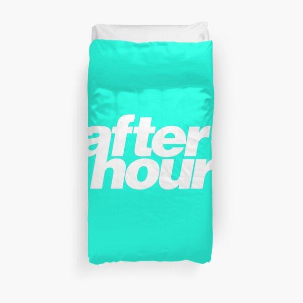 afterhour #2 Bettbezug