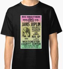 Janis Live!  Classic T-Shirt