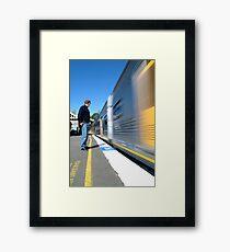 Great Scott ! ! ! Framed Print