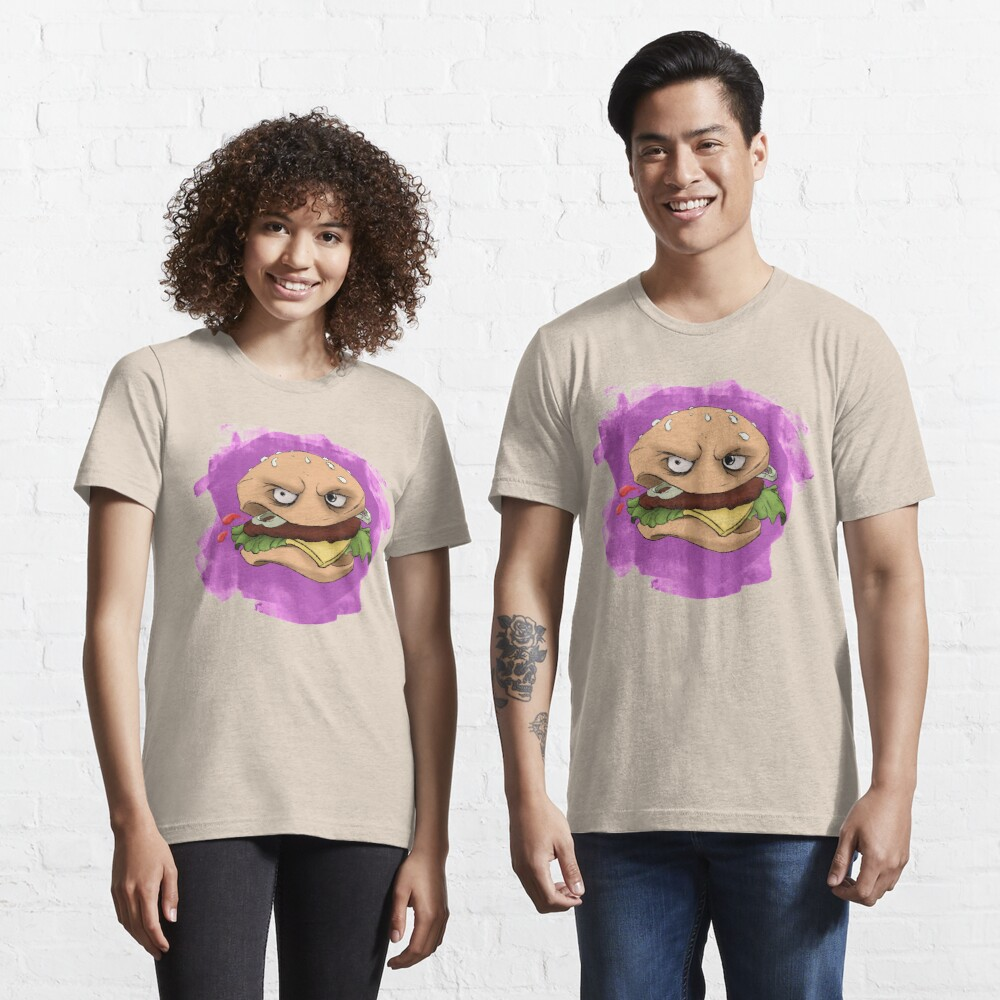 Angry 'Burgs Essential T-Shirt