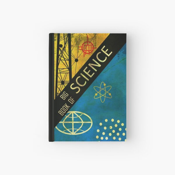 Gran Libro de la Ciencia - FO3 - FONV Cuaderno de tapa dura
