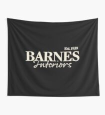 Barnes Interiors Wall Tapestry