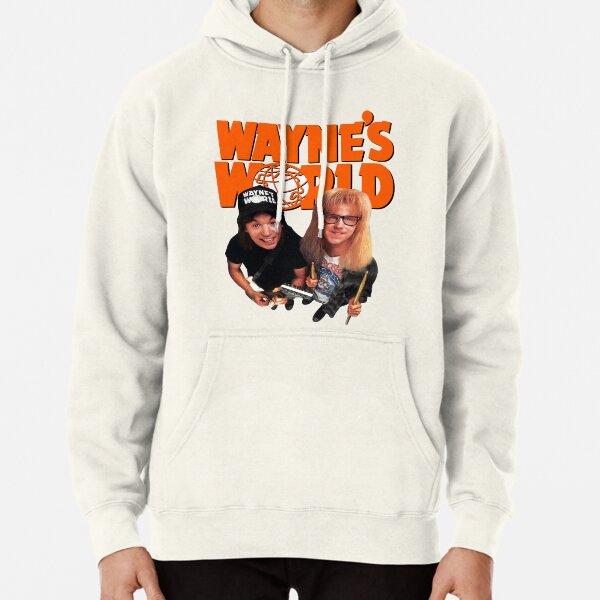 Wayne's World Pullover Hoodie